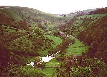 Monsal Dale, looking towards Cressbrook